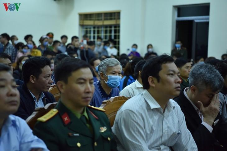 Levantamiento de la cuarentena en localidad vietnamita - ảnh 4