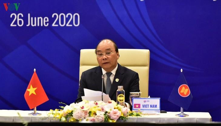 El éxito de la 36 Cumbre de la Asean evidencia la solidaridad del bloque - ảnh 1