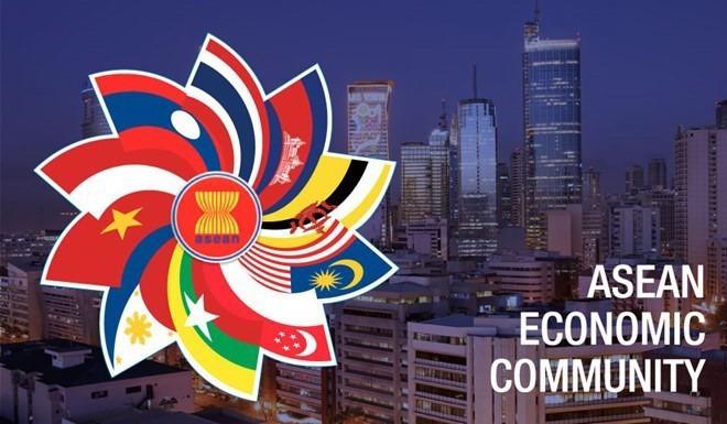 Líderes de la Asean por promover cooperación interna - ảnh 1