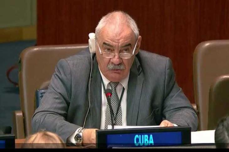 Denuncian impactos del bloqueo estadounidense en el desarrollo sostenible en Cuba - ảnh 1