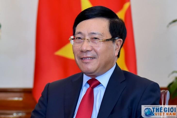 Conferencia ministerial Mekong-Japón se centra en el control del covid-19 y el fortalecimiento de relaciones - ảnh 1