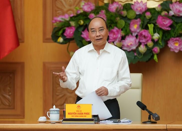Vietnam procura alcanzar un crecimiento económico del 3 al 4% en 2020 - ảnh 1