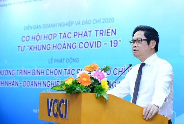 El empresariado y la prensa de Vietnam por aprovechar oportunidades de cooperación - ảnh 1