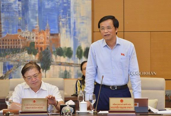 Una fase del décimo período de sesiones parlamentarias de Vietnam se efectuará de forma virtual - ảnh 1