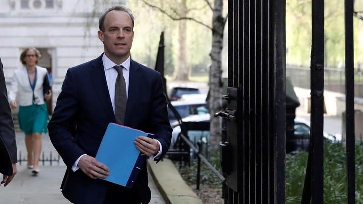 Reino Unido suspende acuerdo de extradición con Hong Kong - ảnh 1