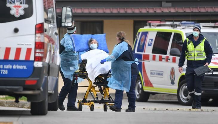 Sigue complicada la situación de la pandemia de covid-19 en el mundo - ảnh 1
