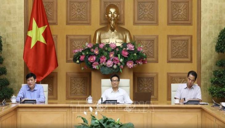 Vietnam da mayor prioridad a controlar el covid-19 en Da Nang - ảnh 1