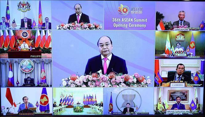 Medio estadounidense aprecia la capacidad directiva de Vietnam en la Asean - ảnh 1