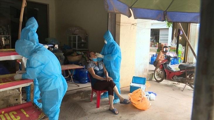 Casos de coronavirus en Vietnam siguen aumentando - ảnh 1