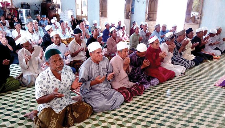 La etnia Cham y el mes de Ramadán - ảnh 1