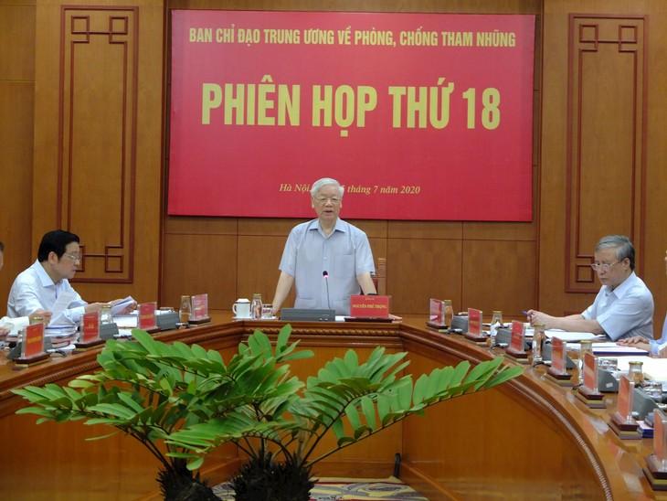Vietnam determinado a luchar contra la corrupción - ảnh 1