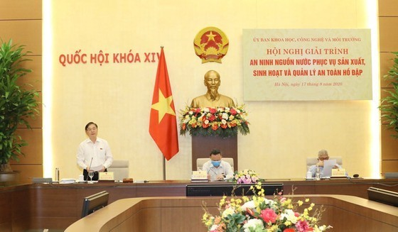 Vietnam por garantizar la seguridad de fuentes y depósitos de agua - ảnh 1