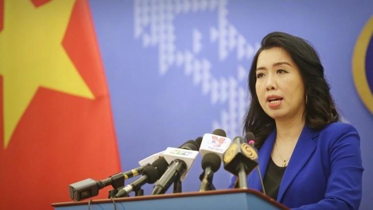 Vietnam por defender los intereses y derechos legítimos de los pescadores - ảnh 1