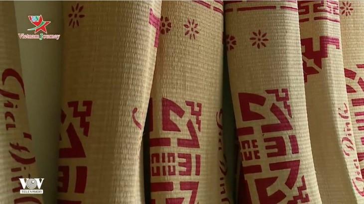 Kim Son, tierra de oficio tradicional de productos derivados de hierba de agua salada - ảnh 2