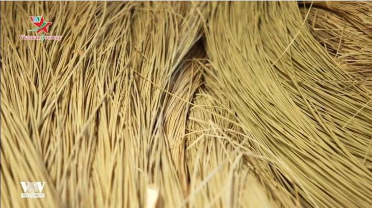 Kim Son, tierra de oficio tradicional de productos derivados de hierba de agua salada - ảnh 1