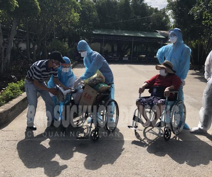 ¡Da Nang lucha firmemente contra la epidemia! - ảnh 2