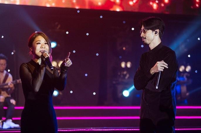 Exitosa colaboración entre estrellas de Vpop y artistas internacionales - ảnh 4