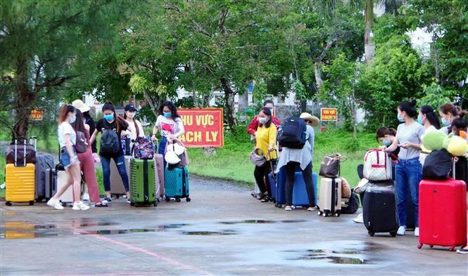 Vietnam: 28 días consecutivos libre de contagios comunitarios por covid-19 - ảnh 1