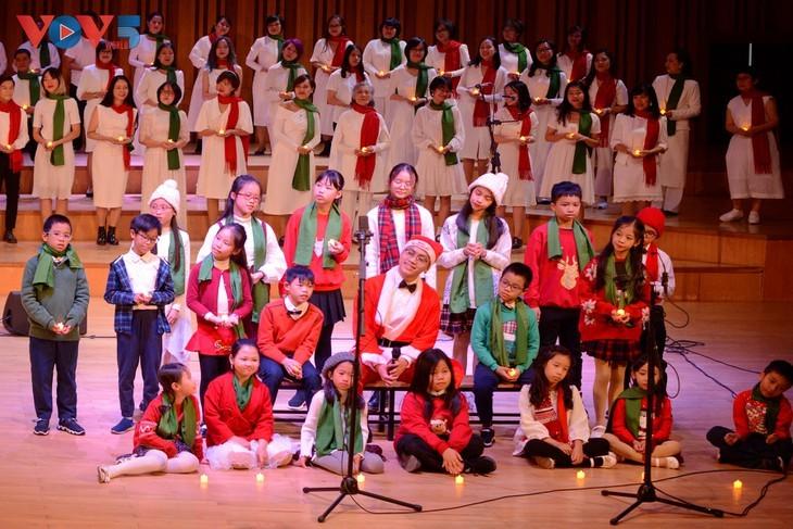 """Concierto """"Green Christmas"""": Bendiciones y Esperanza - ảnh 13"""