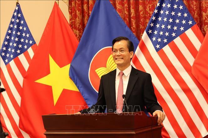Estados Unidos desea tener un papel activo en el desarrollo del Sudeste de Asia - ảnh 1