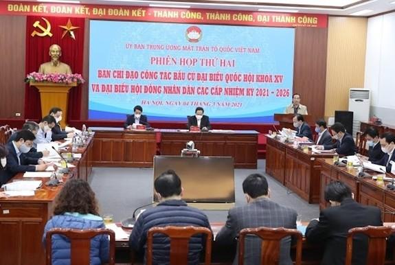 Piden optimizar la supervisión de las próximas elecciones legislativas en Vietnam - ảnh 1