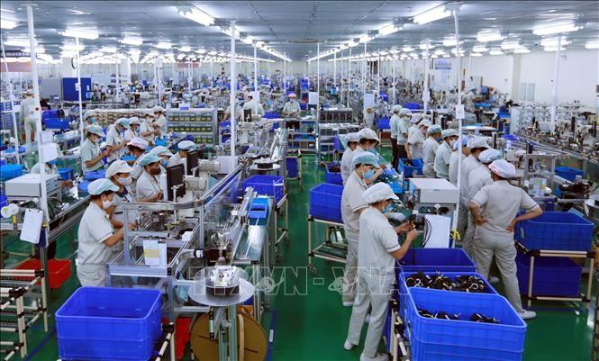 El Banco Mundial evalúa como positiva la macroeconomía de Vietnam en los primeros meses de 2021 - ảnh 1
