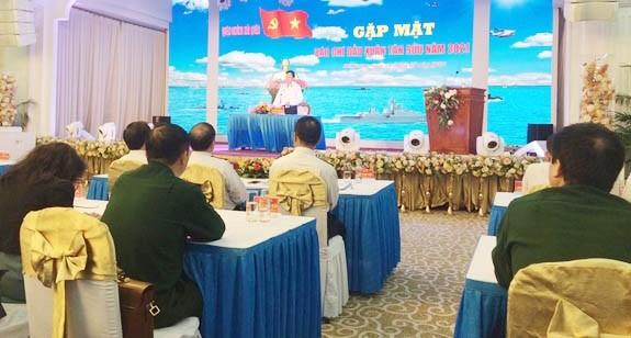 La Marina de Vietnam contribuye a la defensa nacional y avanza hacia la modernización - ảnh 1