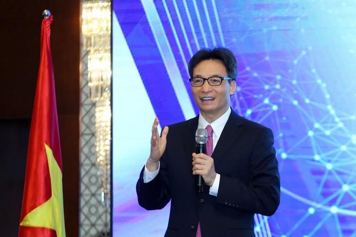 Vicepremier Vu Duc Dam: Vinasa debe jugar un papel pionero en la transformación digital de Vietnam - ảnh 1