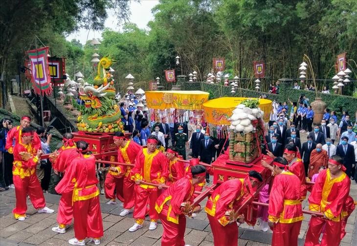 La unidad nacional de Vietnam y su origen - ảnh 2