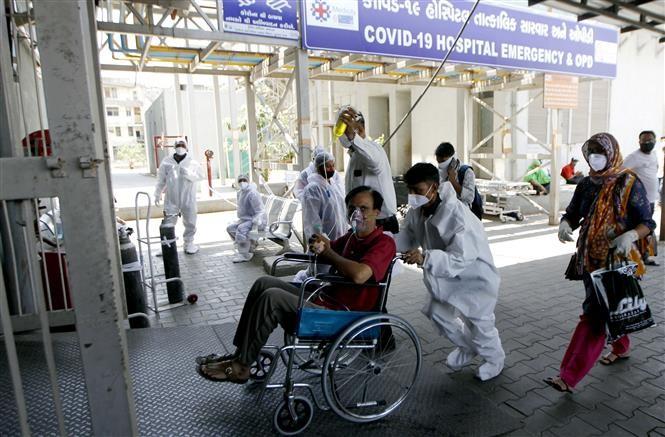 Los casos de covid-19 suman 602 mil en el mundo en 12 horas - ảnh 1