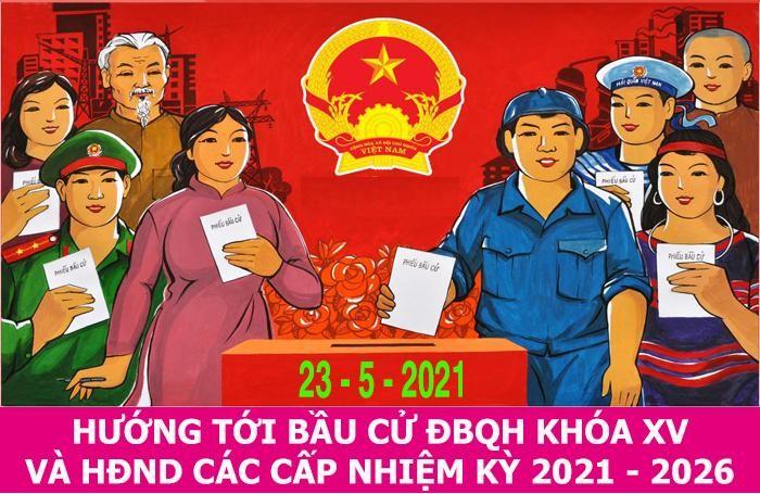 Piden garantizar la seguridad de las próximas elecciones en Vietnam en el contexto del covid-19 - ảnh 1