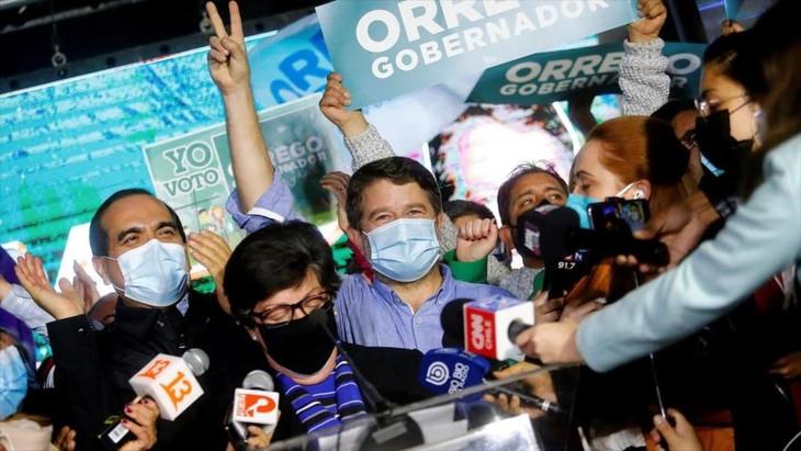 La oposición de Chile toma el poder en los gobiernos regionales - ảnh 1