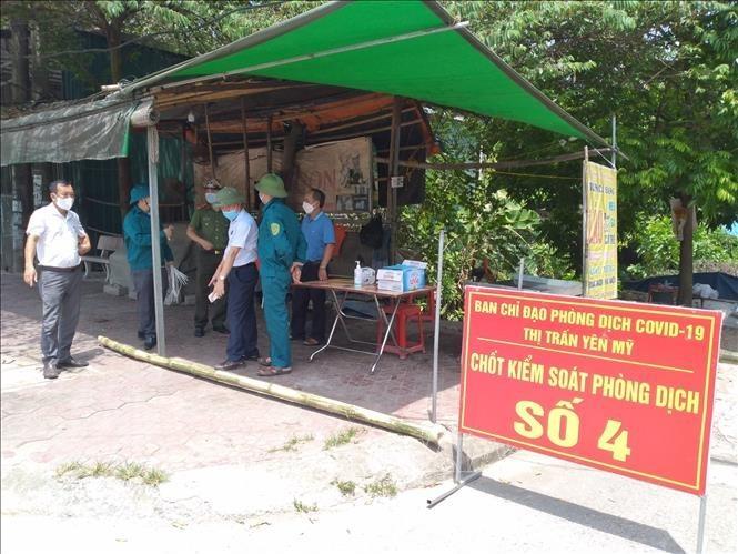 Vietnam registra 272 casos de covid-19 el lunes - ảnh 1
