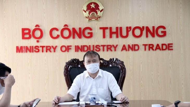 Vietnam busca mantener el crecimiento de las exportaciones en 4-5% y el superávit comercial - ảnh 1