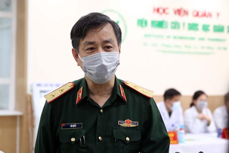 Vietnam se dirige a dominar la tecnología de diversos tipos de vacunas - ảnh 2