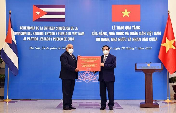 Relaciones especiales Vietnam-Cuba y sus perspectivas  - ảnh 1