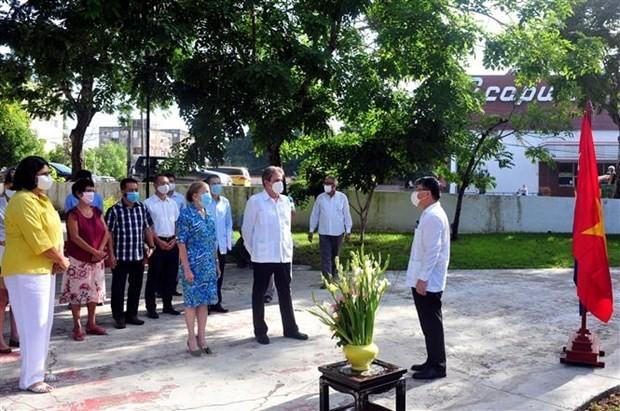 Relaciones especiales Vietnam-Cuba y sus perspectivas  - ảnh 2