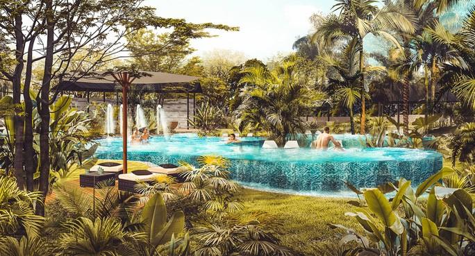 Ba Ria Vung Tau aplica la burbuja turística para reactivar la industria del ocio - ảnh 1