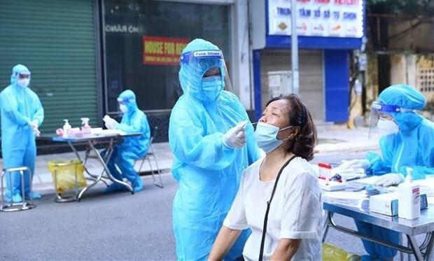 Hanói no registró nuevos casos del covid-19 esta mañana - ảnh 1