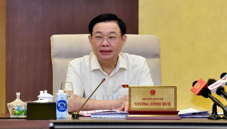 El segundo periodo de sesiones de la Asamblea Nacional se llevará a cabo con reuniones presenciales y virtuales - ảnh 1