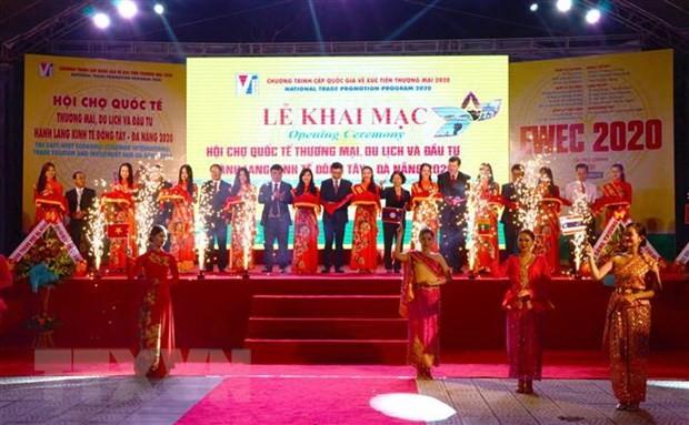 EWEC Dà Nang 2020: plus de 250 entreprises vietnamiennes et étrangères - ảnh 1