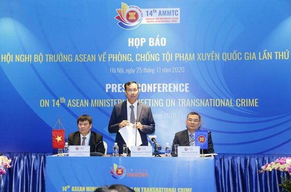 Le Vietnam agit de manière proactive dans la lutte contre de la criminalité transnationale - ảnh 1