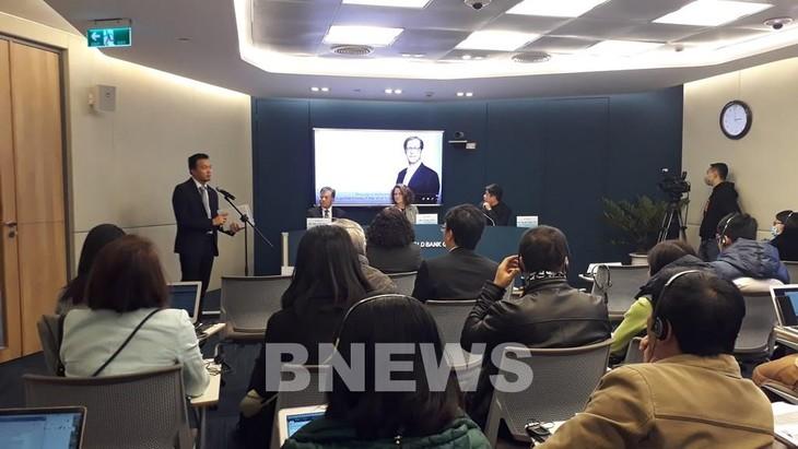 La Banque mondiale prévoit une croissance de 6,8% pour le Vietnam en 2021 - ảnh 1