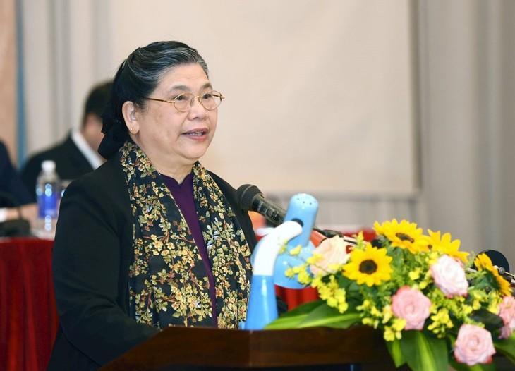 Tong Thi Phong souhaite améliorer les conditions de vie des ethnies minoritaires de Dak Lak - ảnh 1
