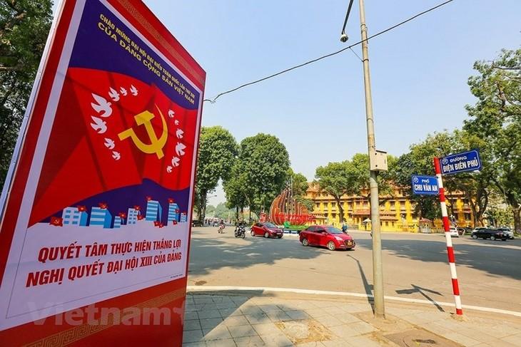 La diaspora vietnamienne attend le 13e Congrès national - ảnh 1