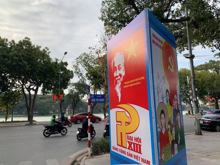 Le 13e Congrès national du PCV garantira le présent et le futur du Vietnam - ảnh 1