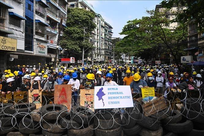Myanmar: «Désescalade» encore possible selon l'émissaire de l'ONU - ảnh 1
