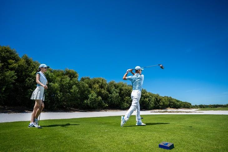 Pour l'élection du Vietnam comme meilleure destination pour le golf du monde - ảnh 1