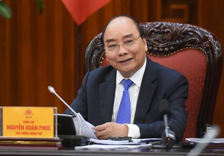 Nguyên Xuân Phuc plaide pour plus d'investissements publics dans les infrastructures de pointe - ảnh 1