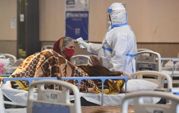 Covid-19: nouveau record de contaminations en Inde depuis le début de la pandémie - ảnh 1